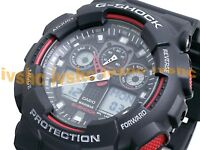 CASIO G-Shock GA100-1A4 GA-100-1A4 Ana-Digi XLarge Free Ship #
