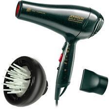 Asciugacapelli Johnson gold 4500 phon sistema vibro massaggiante 2200 w - Rotex