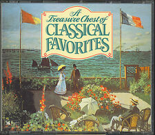 READER'S DIGEST - TREASURE/CLASSICAL FAVORITES-  4 CDS
