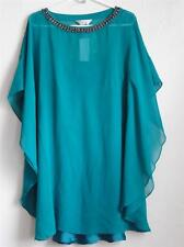 TRINA TURK WESTMINSTER DOLMAN SLEEVE SILK DRESS, Bright green, Size 10,MSRP $398