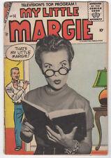 My Little Margie #14 Charlton 1957 Charlton Tv Comic Book
