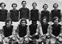 WEST HAM UNITED YOUTH TEAM FOOTBALL PHOTO>1971-72 SEASON