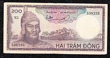 South Viet-Nam-1966- 200 Dong