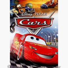 Disney Cars 1 Old Town Route 66 First Original Pixar Car Race Racing Movie DVD
