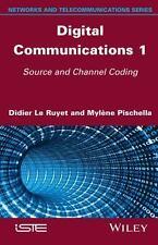 Digital Communications 1 by Mylène Pischella and Didier Le Ruyet (2015,...