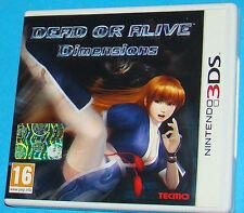 Dead Or Alive Dimensions - Nintendo 3DS 3DS - PAL