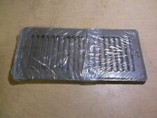 """NEW Hart & Cooley 10"""" x 4"""" Brown Floor Register Vent Cover GS11307 *FREE SHIP*"""