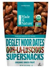 Organic Dates Made in Nature Deglet Noor Dates 32 oz