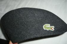 beret casquette lacoste