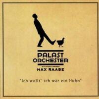 MAX RAABE & PALAST ORCHESTER - ICH WOLLT ICH WÄR EIN HUHN  CD 22 TRACKS POP NEU
