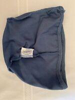 Longaberger Cornflower Teaspoon Basket Liner Nip Blue fabric