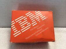 Ibm 1136108 Black Film Carbon Ribbons Lot Of 5 In Original Orange Box