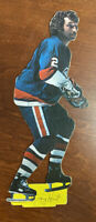 1975 Carton-Craft Hockey Heroes NHL Stand-Up New York Islanders Jerry Hart