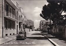 # GIOIA DEL COLLE : VIALE REGINA ELENA   1957