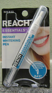 Reach Essentials Instant Teeth Whitening Pen.MADE IN USA**$0 SHIP ON ADD'L ITEM*