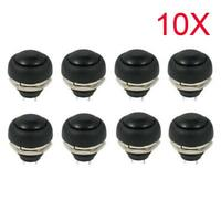 Best momentary contact 12mm Mini Round Waterproof ON/OFF Push button Switch FZ