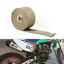 Universal Asbestos 5M Motorcycle Exhaust Tailpipe Fiber Heat Insulation Cloth