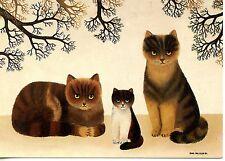 POSTCARD CARTE POSTALE ILLUSTRATEUR ANNA HOLLERER N° LA 131 / CAT / CHAT