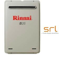 Rinnai Natural And LPG Gas Instantaneous Hot Water System 26L - Dune
