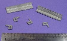 HO/HOn3 WISEMAN MODEL SERVICES DETAIL PARTS #HO163 LONG STATION BENCHES