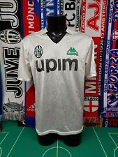 Maglia Calcio Juventus White Training 1990/91 Shirt Trikot Camiseta Maillot