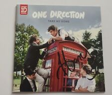 More details for one direction take me home 2012 cd booklet signed autographed ) by harry styles