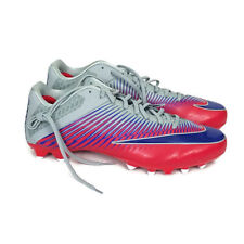 Nike Vapor Speed 2 Td Low Football Cleats Men's Size15 Blue Gray 846805-621