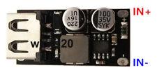 DC6-32V input , QC2.0/3.0 USB charger module 24W 5V 9V 12V output 3.4A IP6505