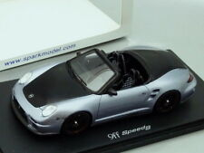1/43 Spark PORSCHE 9ff SPEED 9 (SILVER GREY)