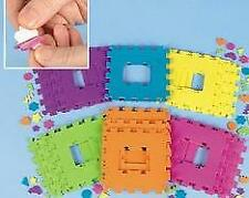 3 Puzzle Foam Frames Colorful Variety  Crafts Kids Fun