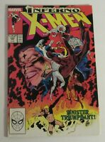 Uncanny X-Men #243 Inferno Part 6 Guest-Starring X-Factor 1989 Marvel Comics