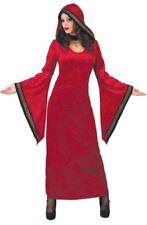 Disfraces de mujer sin marca color principal rojo talla L