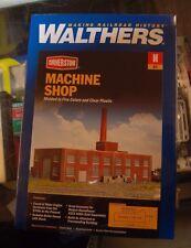 N Walthers Cornerstone kit 933-3264 * Machine Shop * NIB