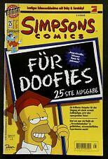 Simpsons Comics Nr. 25