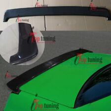 Carbon Fiber Euro Rear Trunk Wing Spoiler Lip of VW Golf Jetta MK2 GTI Duck Lid