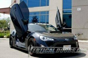 Scion FR-S 2DR FRS 13-16 Lambo Style Vertical Doors VDI Bolt On Hinge Kit