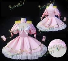 Belzebù Principessa Rosa Abito Costume Cosplay come Miss Belzebù piace