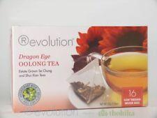 (17,97 EUR / 100 Gramm) Revolution Tee - Dragon Eye - Oolong Tea 16ct