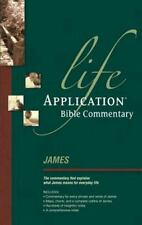 Comt-James (Life App Bible Comm) by
