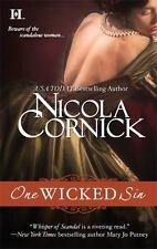 Cornick, Nicola .. One Wicked Sin (Scandalous Women of the Ton)