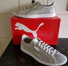 Women's PUMA Grey Trainers UK 6  Soft Foam Insole Very Comfy BNIB FREEPOST