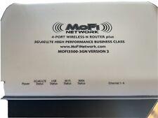 MoFi Network 3G/4G/Lte Router Mofi3500-3Gn