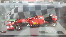 F1 FERRARI SF15 - T - 2015 VETTEL New & box 1:43 diecast model