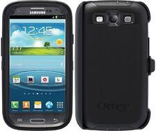 NEW Otterbox Defender Series Case & Holster für Samsung Galaxy s3 schwarz/schwarz