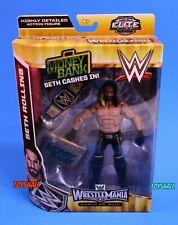 Seth Rollins WWE Mattel Elite Seth Cashes In Wrestling Action Figure MOC_BN2