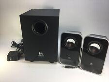 Logitech LS21 Computer Speaker System