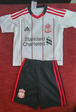 Liverpool jersey Away 2010/11 Kids size 2-3 years