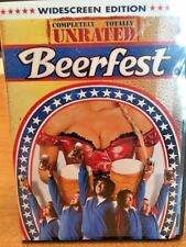 Pre owned condition DVD completely totally unrated Beerfest -  it's over the top