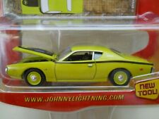JOHNNY LIGHTNING (1 OF 2500) - MUSCLE CARS - (1971) '71 DODGE SUPER BEE - 1/64