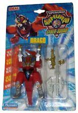 Superhuman Samurai Dragon Action Figure Playmates